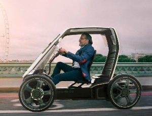 Bio Hybrid Velomobil