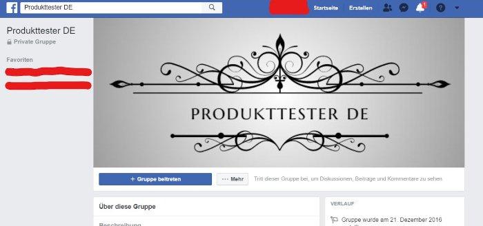 facebook-produkttester