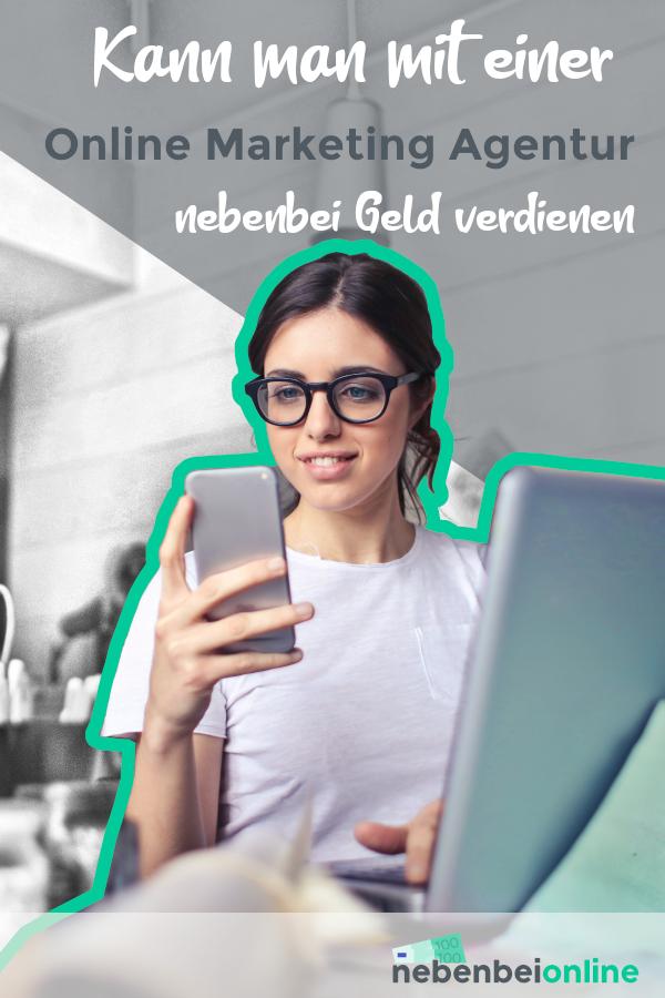 Mit Online Marketing Agentur Geld verdienen