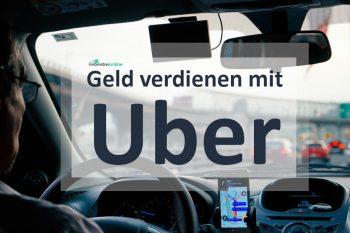 Geld verdienen mit Uber – Warum Taxifahrer Uber hassen