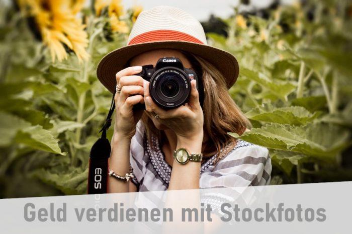 Wie man mit Stockfotos Geld verdienen kann