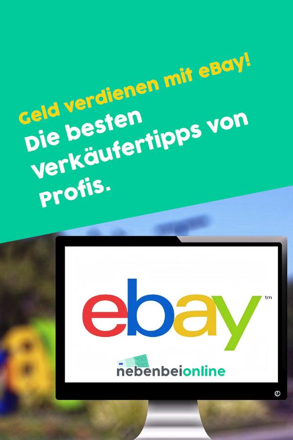 Geld Verdienen Ebay