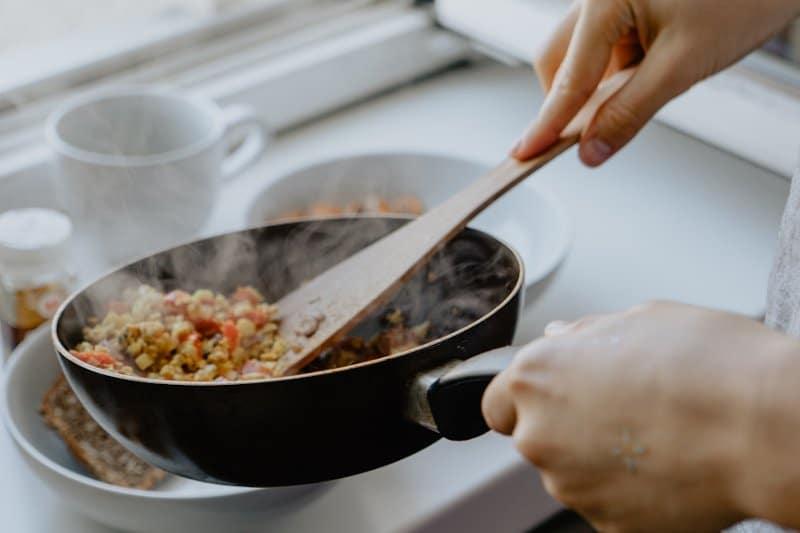Essen vorkochen und zur Arbeit mitnehmen