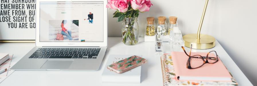 Von zuhause aus arbeiten als blogger