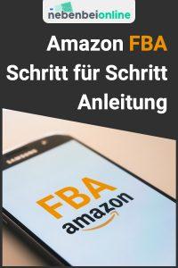 Amazon FBA Schritt für Schritt Anleitung