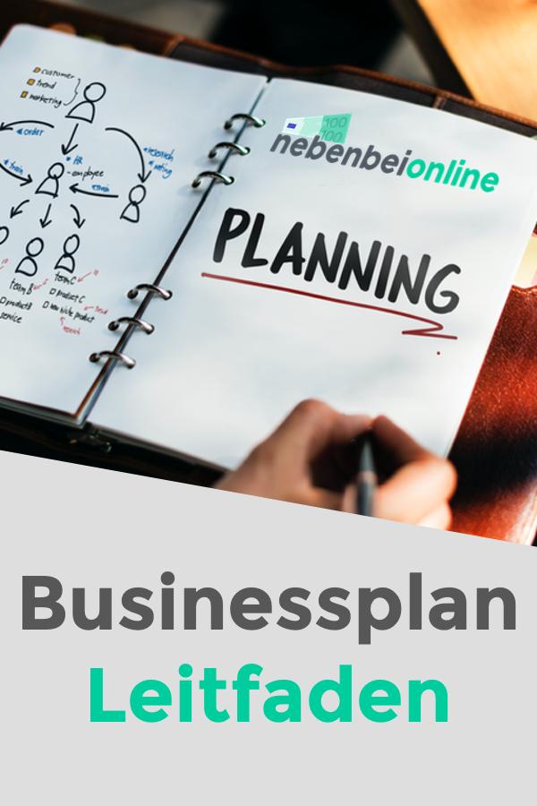 So erstellen Sie Ihren Businessplan