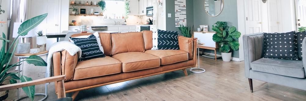 Sie sehen eine schöne Wohnung mit der Sie durch Airbnb Geld verdienen können