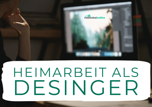 Geld verdienen als Designer