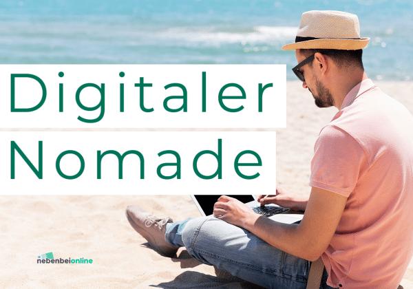 selbstständig als digital nomad