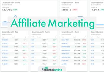 Wie wir mit Affiliate Marketing Geld verdienen – Knallharter Einblick für dich!