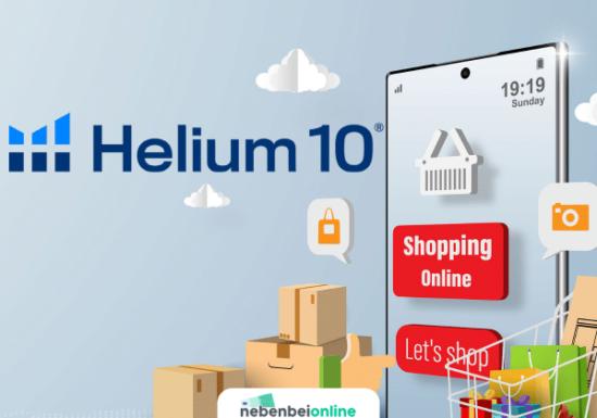 Helium 10 Das Tool für Amazon FBA Seller
