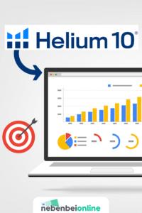 Helium 10 das Tool für Amazon