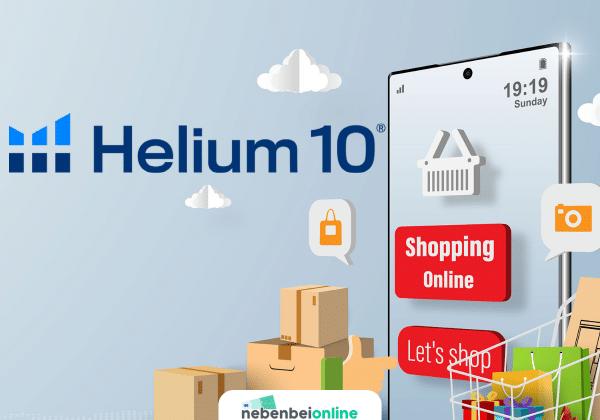Helium 10 Amazon Tool