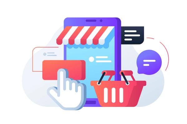 affiliate marketing online shop