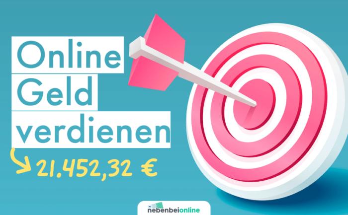 Online Geld verdienen – Meine Einnahmen im ersten Quartal 2021